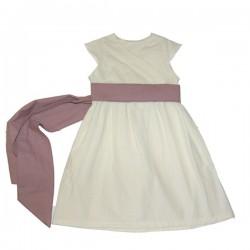 robe de dérémonie fillette