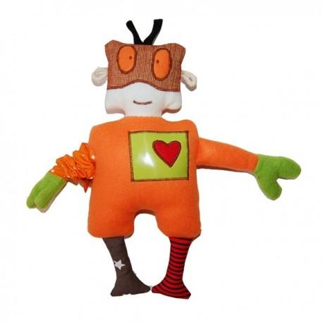 Doudou musical mon petit ROBOT
