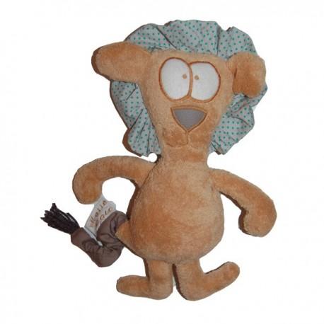 """Doudou musical """"JOJO"""" le Lion biscotos"""