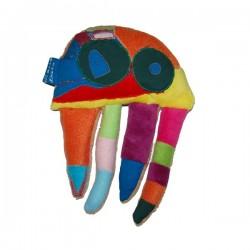 dessine moi un doudou pieuvre coloré......
